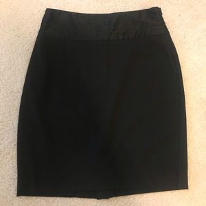 Old Navy Black Skirt